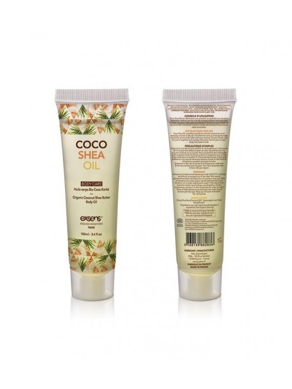 COCO SHEA OIL - Body oil...