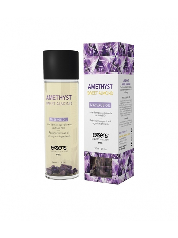 AMETHYST SWEET ALMOND -...